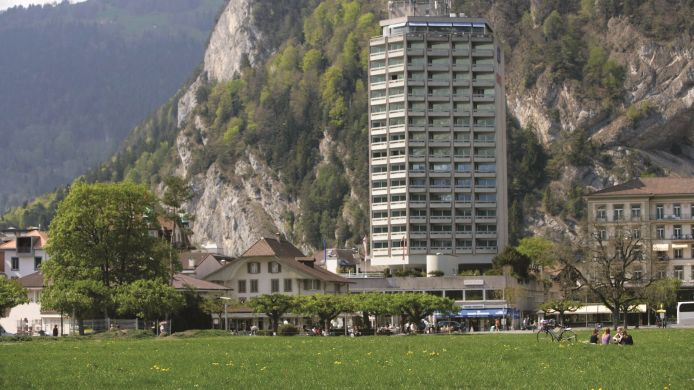 Exterior view Metropole Swiss Quality Hotel