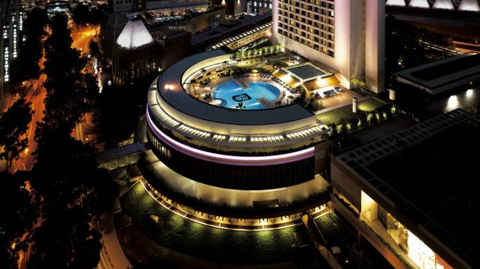 Sterne Hotel In Singapore