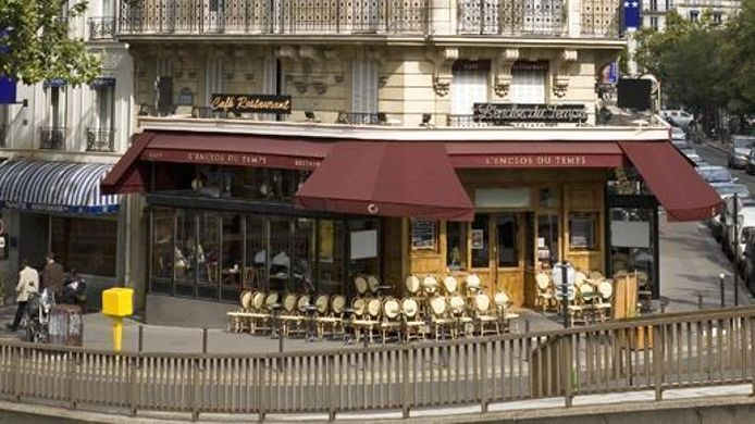 Exterior view Timhotel Montparnasse