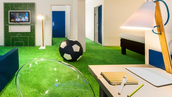 Sports facilities ibis Styles Herten