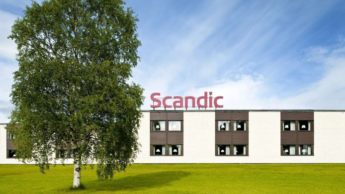 Kamers SCANDIC OSTERSUND SOUTH
