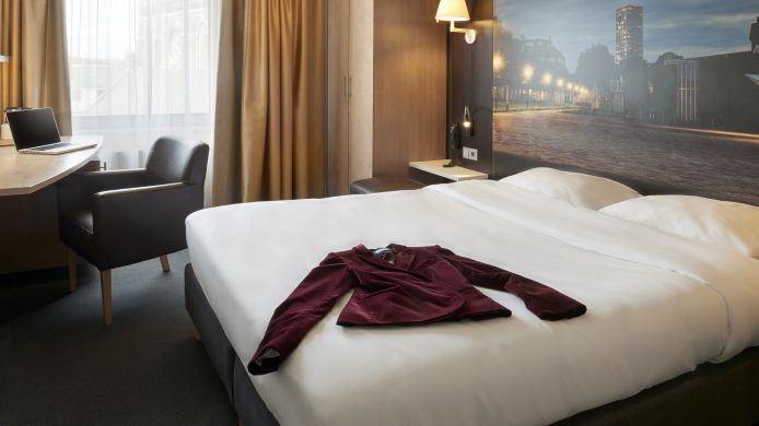 Double room (standard) Mercure Hotel Tilburg Centrum