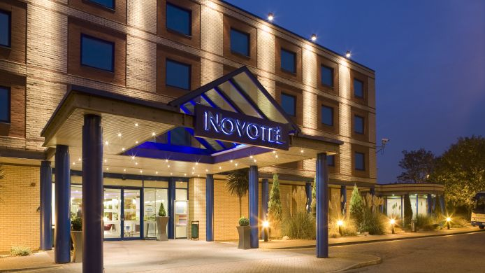 Foto Novotel London Heathrow Airport