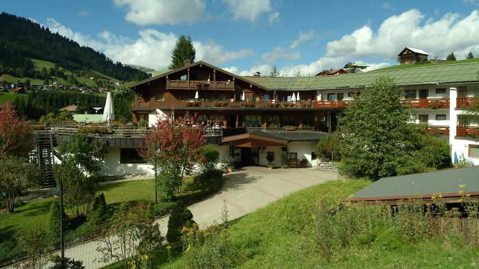 Exterior view IFA Alpenhof Wildental