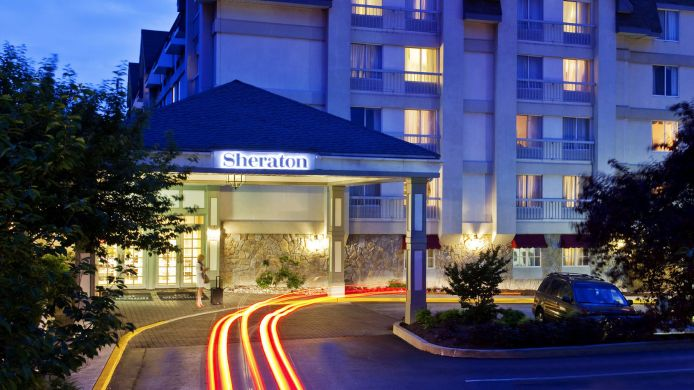 Exterior view Sheraton Great Valley Hotel