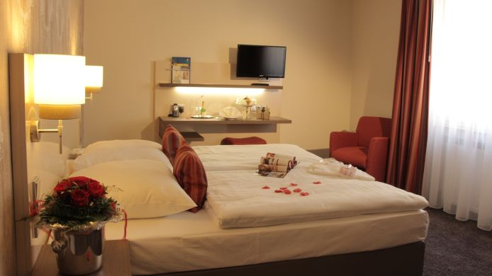 Double room (standard) Romantisches Hotel Menzhausen