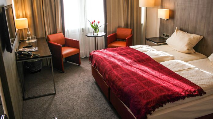 Double room (standard) City-Hotel AKZENT Hotel