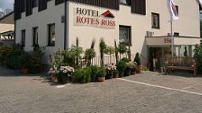 Exterior view Rotes Ross