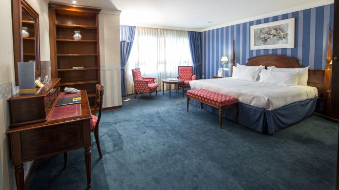 Double room (standard) Eurostars Araguaney