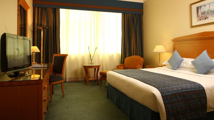 Double room (standard) Al Maha Arjaan by Rotana