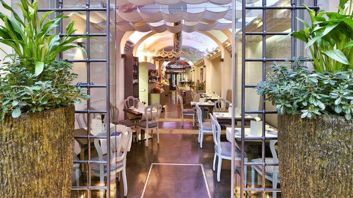 Restaurant Rivoli Boutique Hotel