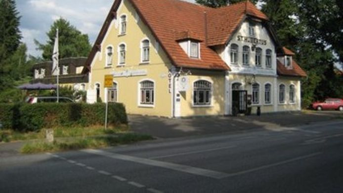 Exterior view Forsthaus St. Hubertus