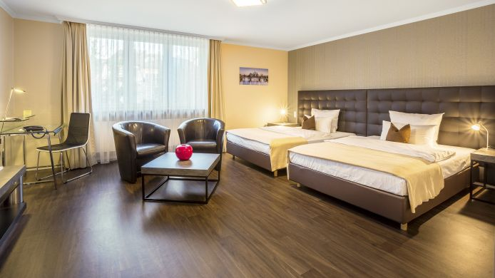 Double room (superior) An der Messe