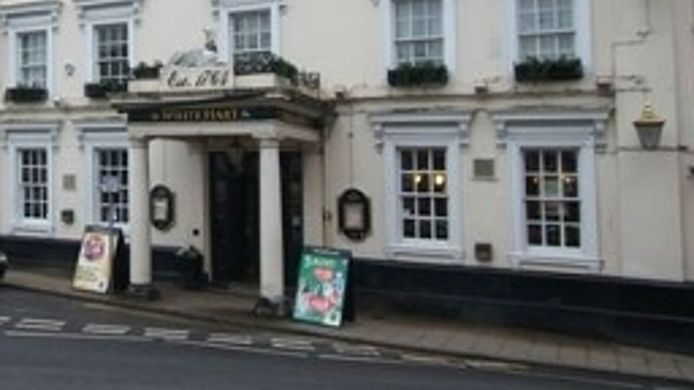 Exterior view The White Hart Good Night Inns