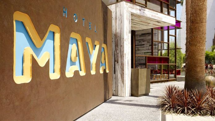 Exterior view Hotel Maya - a DoubleTree by Hilton Hotel