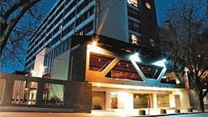 Exterior view RAICES ACONCAGUA HOTEL AND CNV CTR