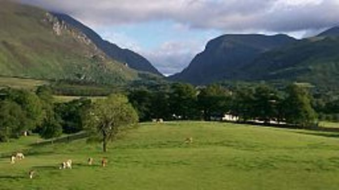 Exterior view The Dunloe