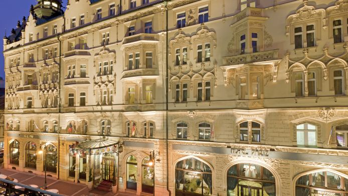Picture Hotel Paris Prague