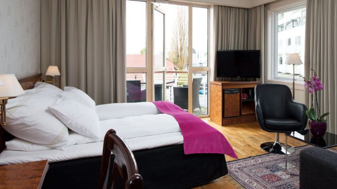 Kamers THON HOTEL MOLDEFJORD