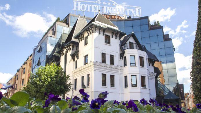 Silken Indautxu Hotel Bilbao Bewertung