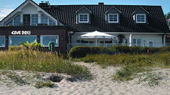 Exterior view Lodge am Meer