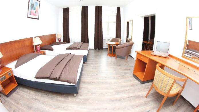 Four-bed room Goldene Traube