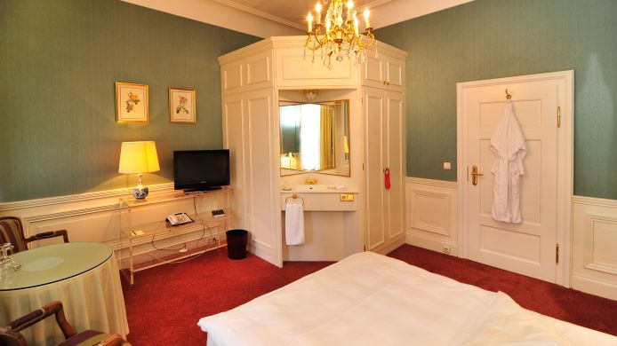 Single room (standard) Bürger-Palais