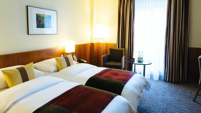 Double room (standard) K+K Hotel Maria Theresia