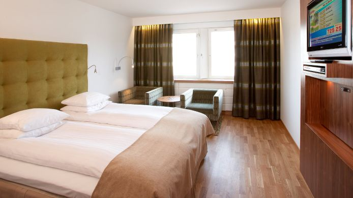 Double room (standard) Quality Hotel Grand Boras