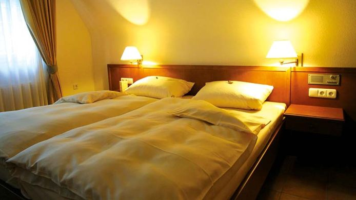 Double room (superior) Zum Alten Flecken
