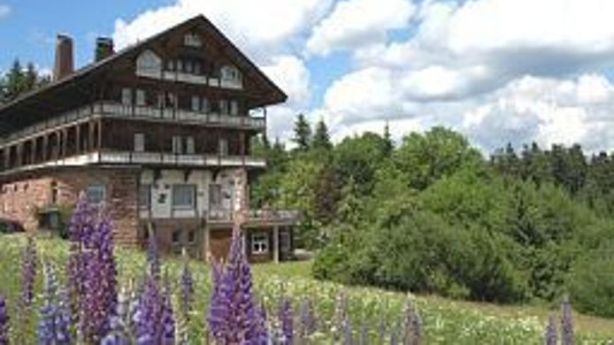 Exterior view Zollernblick Waldhotel