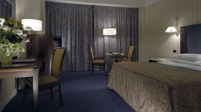 Double room (standard) Conference Florentia Hotel