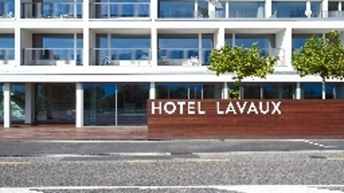 Exterior view Hotel Lavaux