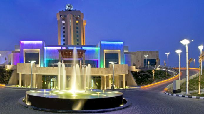 Exterior view Sheraton Dammam Hotel & Convention Centre