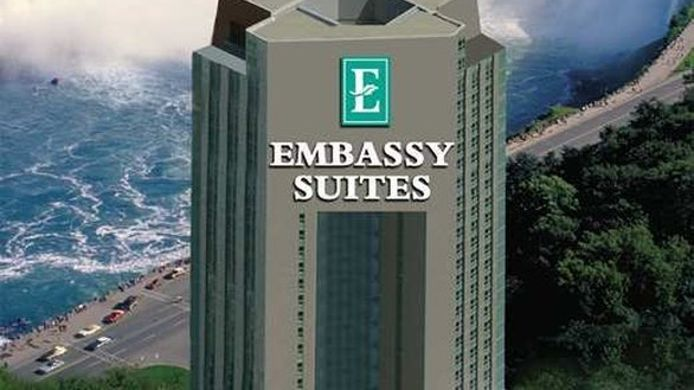 Exterior view Embassy Suites by Hilton Niagara Falls Fallsview