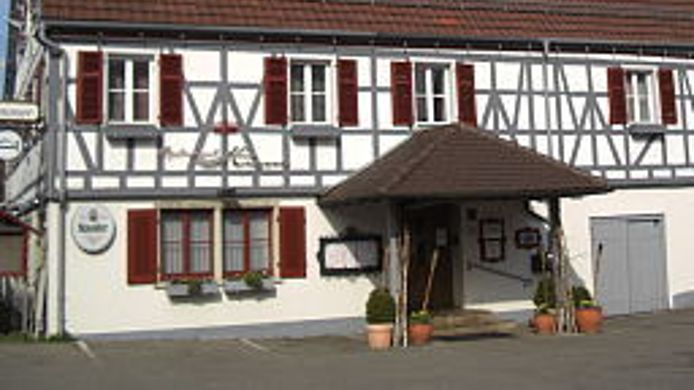 Buitenaanzicht Steak - House Krone