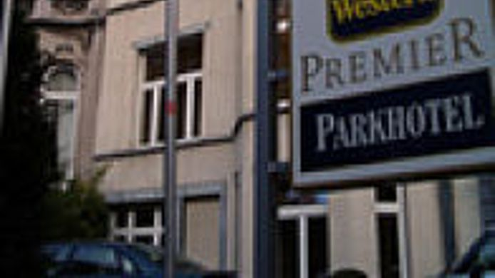 Exterior view Best Western Plus Park Hotel