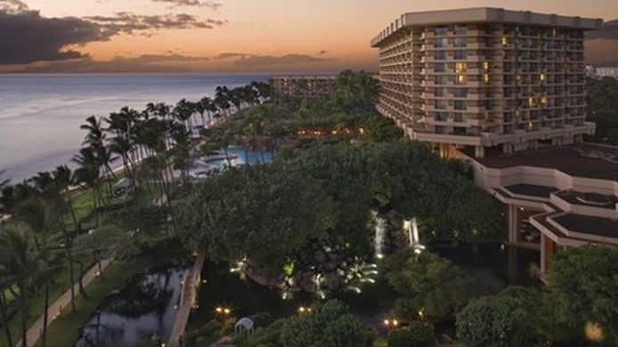 Buitenaanzicht Hyatt Regency Maui Resort And Spa