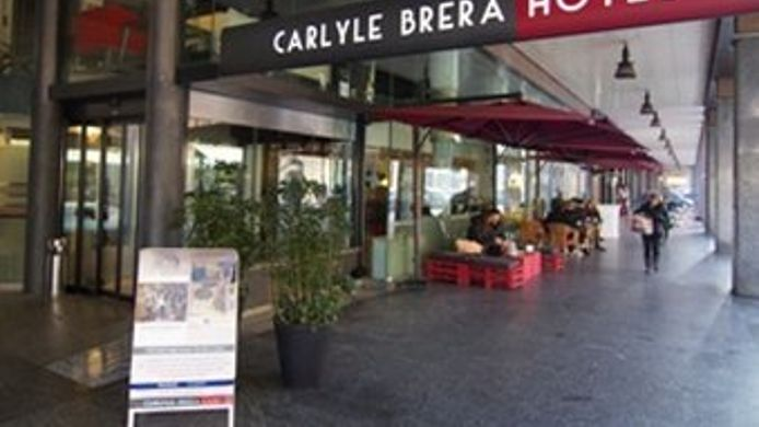 Exterior view Carlyle Brera