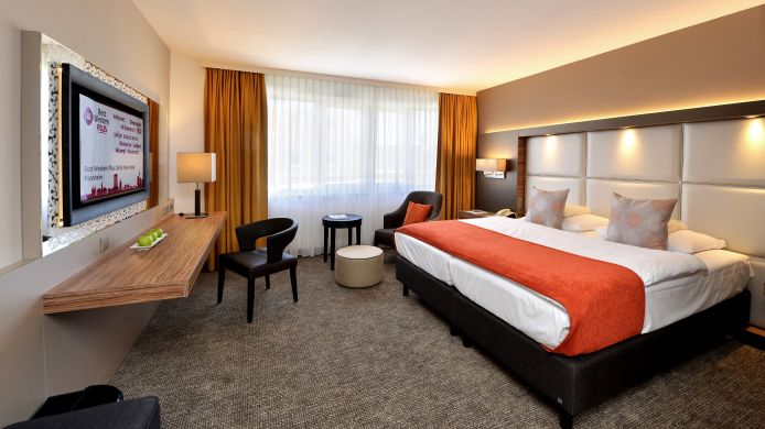 Business kamer Best Western Plus Delta Park