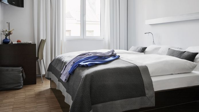 Double room (superior) Hotel Wedina an der Alster