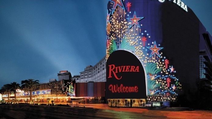 Exterior view RIVIERA CASINO AND HOTEL