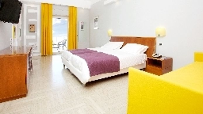 Junior-suite Gran Paradiso Art Hotel