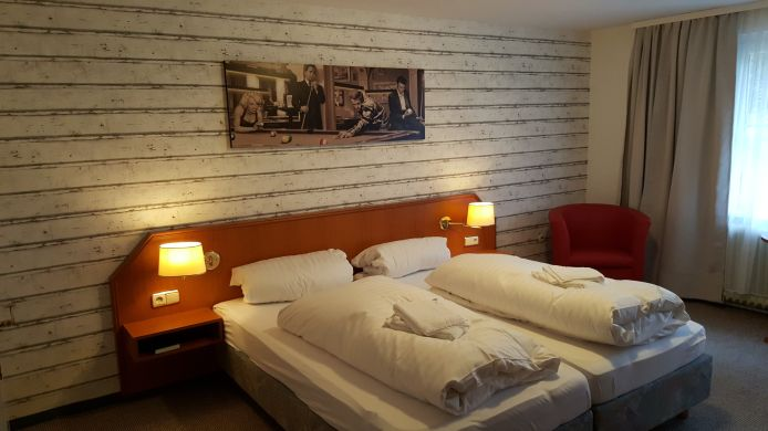 Double room (superior) Hotel Engel Altenau