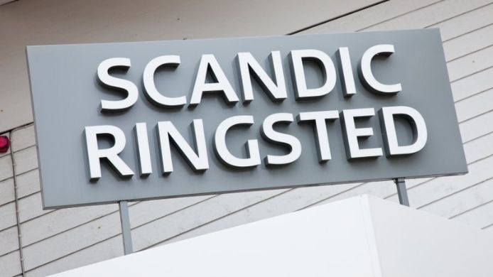 Buitenaanzicht SCANDIC RINGSTED