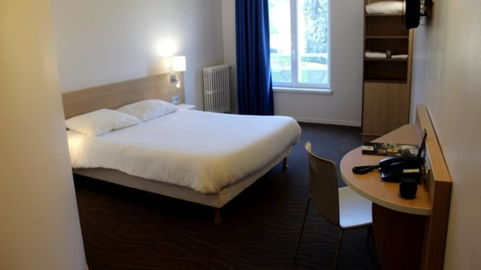 Double room (standard) Brit Hotel Macon Centre Gare