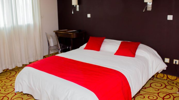 Double room (standard) Citotel Europeen