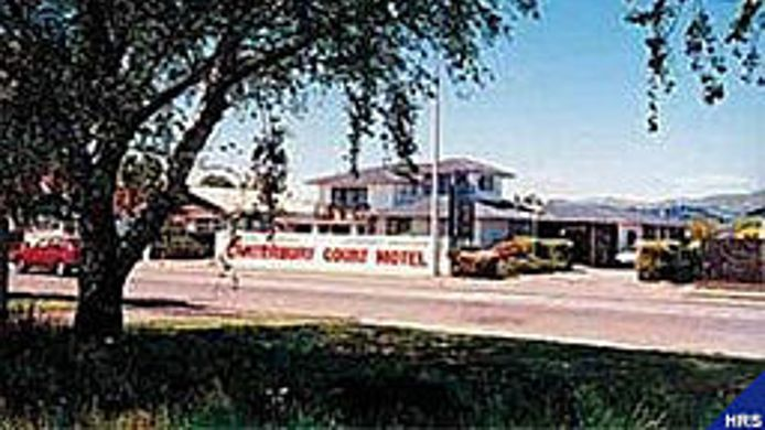 Exterior view Econo Lodge Canterbury Court