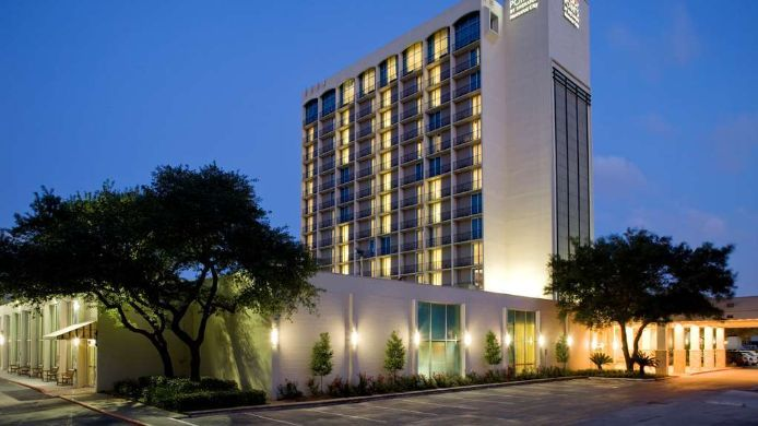 Exterior view Four Points by Sheraton Houston - CITYCENTRE