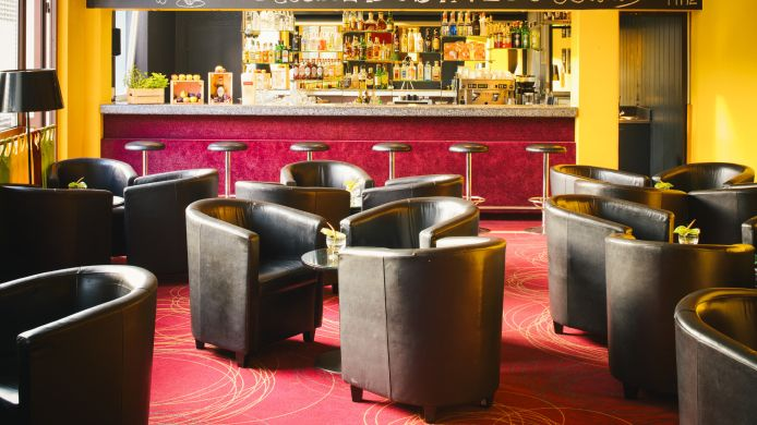 Hotelbar Vienna House Easy Chopin Cracow